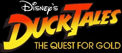 DUCK TALES - THE QUEST FOR GOLD [ST] image